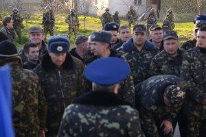 Украинские морпехи из Керчи передислоцированы в Николаев