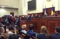 Киевсовет призвал ЦИК назначить выборы в райсоветы (документ)