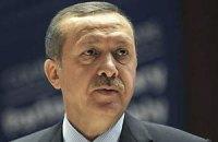 На маршруте кортежа Эрдогана в Анкаре произошли два взрыва