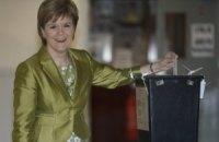 Перший міністр Шотландії заявила про необхідність провести новий референдум про незалежність
