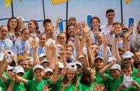 Кабмин выделил 1,5 тыс. путевок в лагеря для детей с линии фронта
