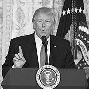 Перший місяць Трампа: поразка політики Кремля на американському напрямку