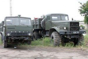 Россия возвращает из Крыма военную технику в нерабочем состоянии