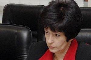 Лутковська пообіцяла відвідати Тимошенко та Луценка