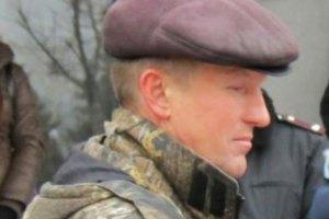 В Луганске умер активист, освобожденный из плена террористов
