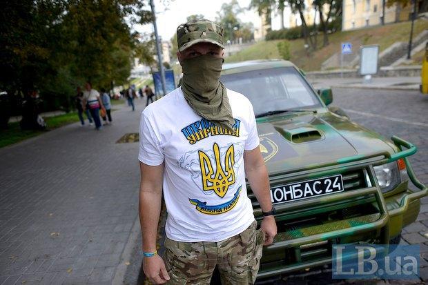 """Сэт - боец """"Донбасса"""" из Севастополя"""