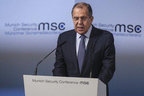 НАТО так иосталась институтом «холодной войны»— Сергей Лавров