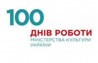 Евгений Нищук отчитался о ста днях своей работы на посту министра культуры