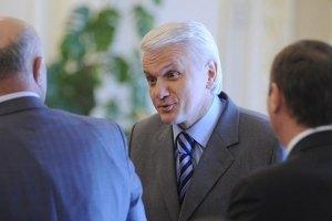 Литвин об отставке Азарова: на переправе коней не меняют