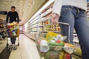 Киевский супермаркет резко обвалил цены аккурат к приезду Азарова