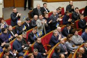 Рада приняла в первом чтении антикоррупционную стратегию