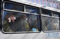 """Из плена вытащили двух бойцов """"Донбасса"""""""