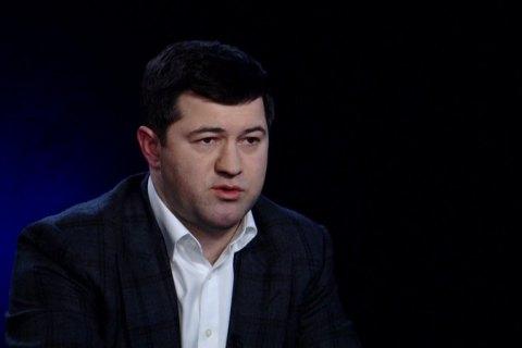 Роман Насиров: «Нет поводов думать, что Хомутынник зарабатывает на таможне»