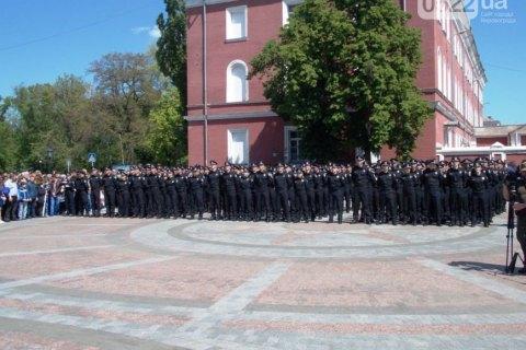 В Кировограде запустили патрульную полицию