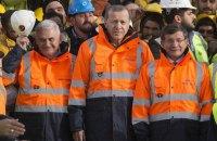 Йылдырым сменил Давутоглу на посту главы правящей партии Турции