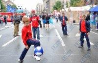 Кожна третя українська дитина ходить у спортивну секцію