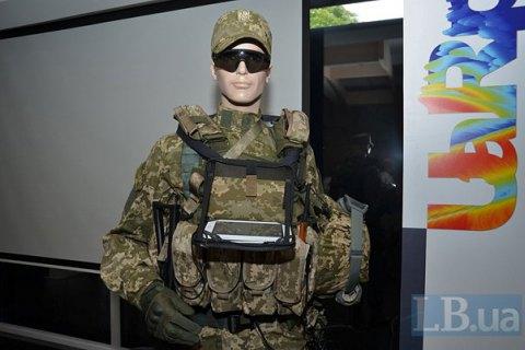 Рада разрешила Минобороны утверждать форму военных вместо Кабмина