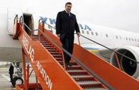 Янукович уже в Брюсселе