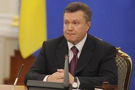 Янукович - самый бедный президент в мире