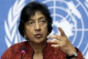 Комиссар ООН по правам человека пригрозила боевикам гаагским трибуналом