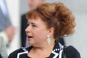 Карпачева хочет свободы для Волги