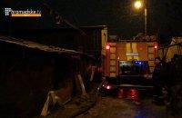 В Одессе из-за фейерверка сгорели три дома