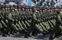 Военные расходы России в 2015 году выросли почти на 50%