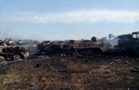 Минобороны: у Зеленополья погибли 19 солдат, 93 ранены
