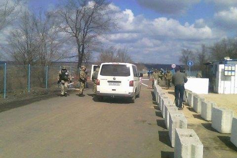 ОБСЕ передала обобстреле около патруля наблюдателей врайоне Золотого