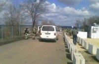 На участке разведения сторон на Донбассе обстреляли патруль ОБСЕ