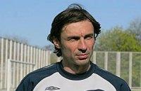 Футболист Ващук решил баллотироваться в депутаты Киевсовета