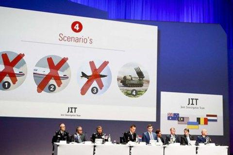 Следствие по МН17 до сих пор не получило обещанные Россией данные радаров