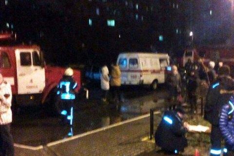 ВОдессе врезультате пожара погибли четверо детей иженщина