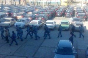На крымскотатарский телеканал пришли силовики (обновлено)