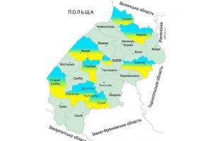 Во Львовской области шесть райсоветов признали Народную Раду
