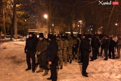 Названы причины конфликта украинских карателей и«Схидного корпуса»— стрельба вХарькове