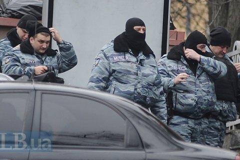 Генеральная прокуратура сообщила озадержании еще одного солдата «Беркута»