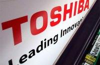 Toshiba майже вдвічі збільшила прибуток