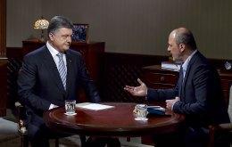 Война остановила четверть украинской промышленности, - Порошенко