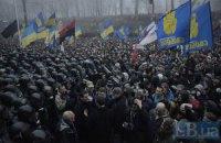В РФ считают, что евромайдан устроили, чтобы привести к власти оппозицию