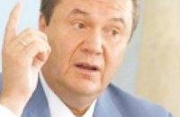 Янукович обещает «вообще» заблокировать Раду