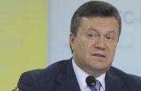 Янукович хочет видеть чистые лица после выборов