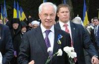 Азаров отправился в Сумскую область