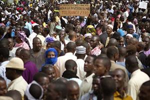 У Малі пройшов марш протесту