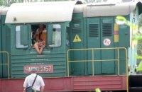 В Донецкой области заработала одна колея ж/д перегона Никитовка-Майорск