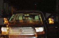 Под Львовом обстреляли автомобиль мэра Винников (обновлено)