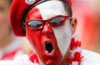 Польские фанаты устроили побоище перед матчем с Португалией