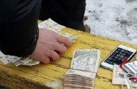 На Донбассе задержали вымогателя, который выдавал себя за бойца АТО