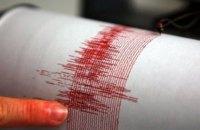 Землетрясение произошло в Кыргызстане