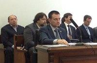 Суд начал допрос Гайдука